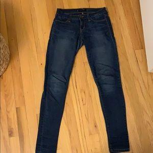 Flying Monkey skinny jean, size 25